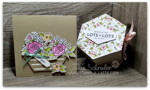 Lots Of Happy Card Kit Projects by Leonie Schroder Indpendent Stampin' Up! demonstrator Australia
