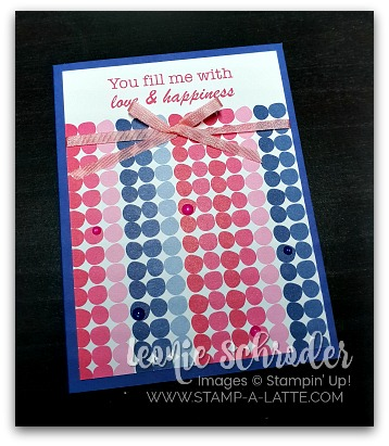 Quick and Easy Cards with Happiness Blooms Memories and More Card Pack by Leonie Schroder Independent Stampin Up! Demonstrator Australia