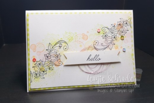 Beaty Abounds by Leonie Schroder Independent Stampin' Up! Demonstrator Australia