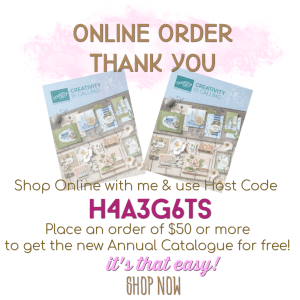 Get your new Annual Catalogue free with a qualifying order during May