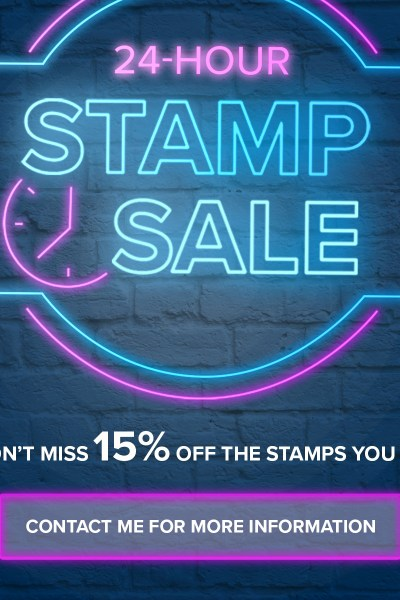 24 Hour Stamp Sale with Stampin' Up! Shop with Leonie Schroder Independent Stampin' Up! Demonstrator Australia