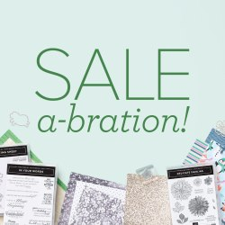 Free Gift with Qualifying Order during Sale-a-bration - Shop Now with Leonie Schroder Independent Stampin' Up! Demonstrator Cobden Victoria Australia
