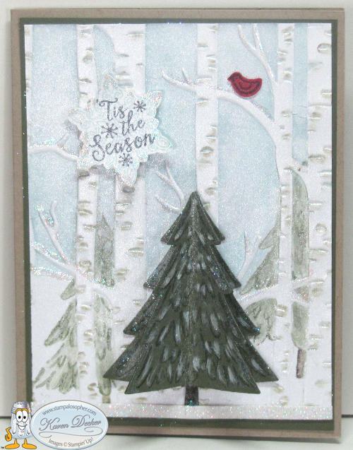 """""""Pick Me..."""" Forest Card"""