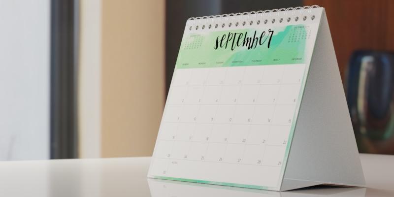 Calendari Da Tavolo Per Il 2019 Ecco Come Realizzarli