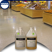 DuraKote Epoxy WB - 85% Solids Epoxy Primer and Sealer for Interior Concrete