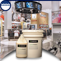 SureFinish - Mop on Floor Wax For Slip Resistance and Protection