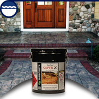 SureSeal Super 20 - 20% Solids Concrete Acrylic Sealer