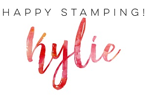 Happy Stamping, Kylie