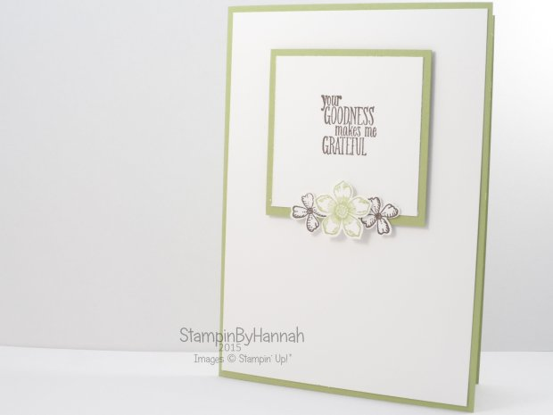 Stampin' Up! UK something to say itty bitty accents petite petals