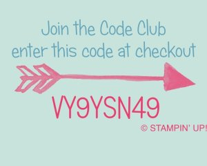 Stampin' Up! UK Code Club