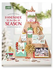 Stampin' up! Autumn Winter Catalogue Christmas Halloween
