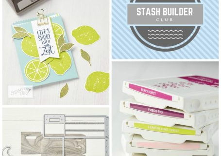 Stash Builder Club from StampinByHannah