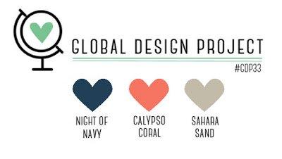 Global Design Project Colour Challenge
