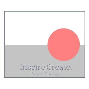 Inspire Create Challenges Stampin' Up! sketch challenge