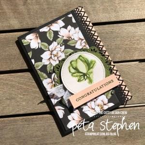 #stampin_cat #ctc241 #magnolialane #delicatelace #stampinup