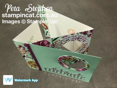 Stampin' Cat Kelly's Stamping Friends Share What You Love Stampin' Up!