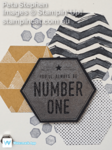 Urban Underground Stampin Up