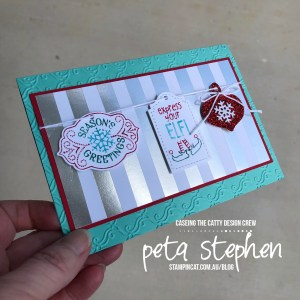 #stampin_cat #ctc244 #tagstagstags #feelslikefrost #stampinup