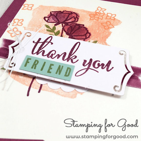 Share What You Love and Love What You Do Stampin Up Suite