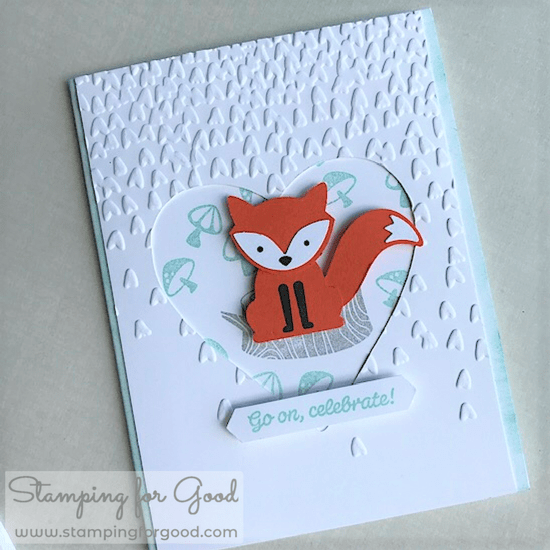 Stamping-for-Good-Stampin-Up-Card-Idea-Foxy Friends