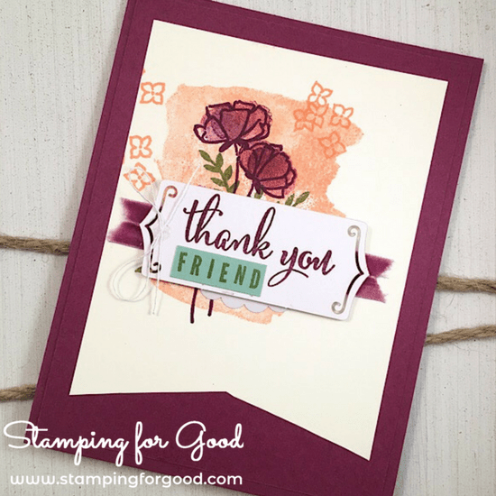 Stamping-for-Good-Stampin-Up-Card-Idea-Love What You Do Thank You Rich Razzelberry
