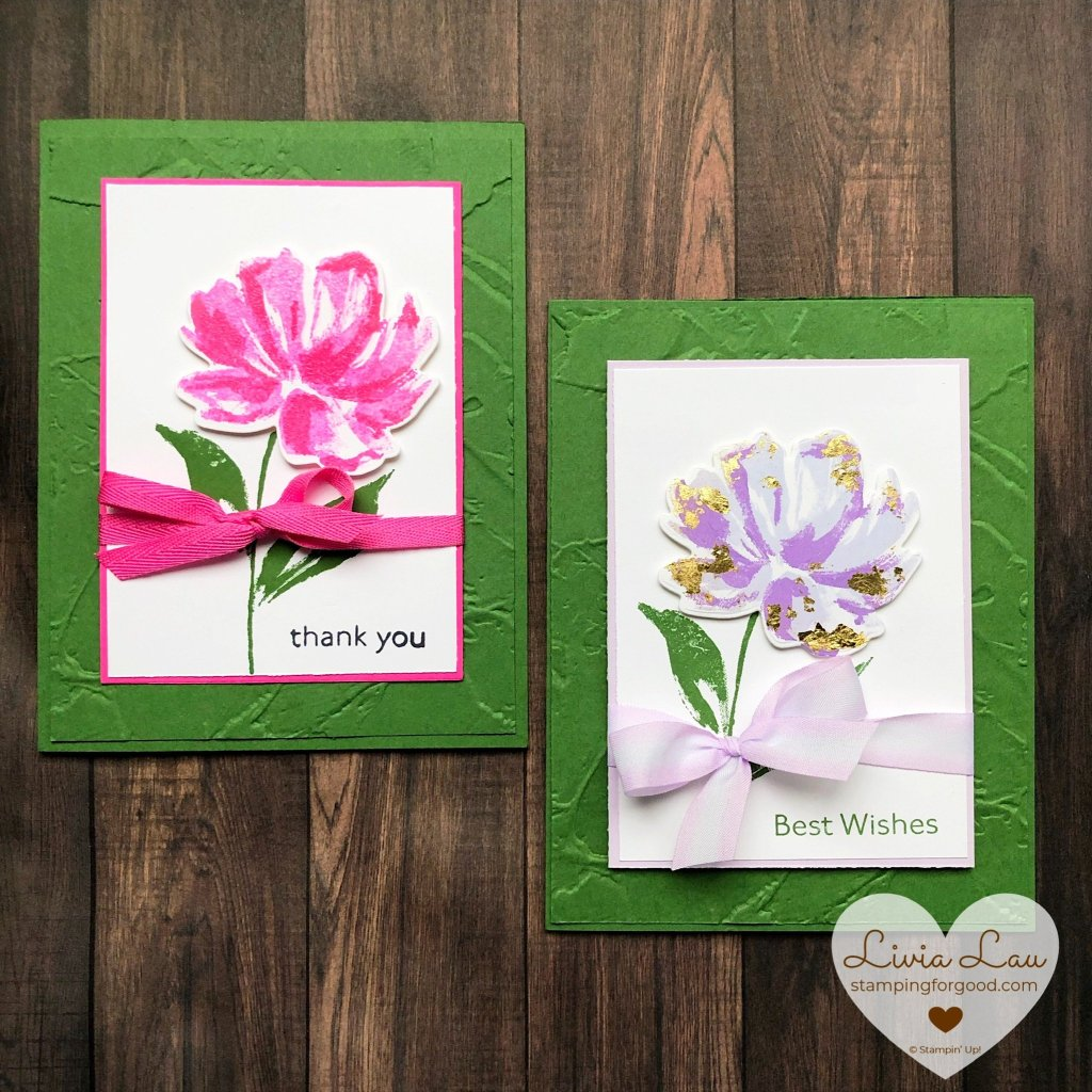 Art Gallery Flower Cards