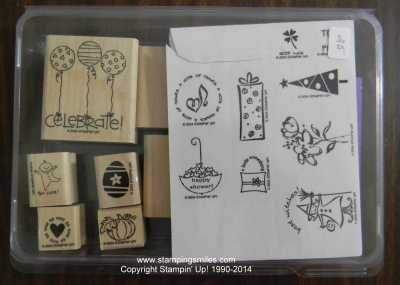 Stampin' Up! Tag Time 25