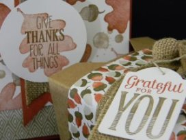 Stamping Smiles October Virtual Club Projects