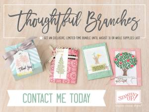 Stampin' Up! Thoughtful Branches Stamp Set