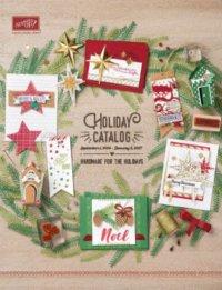 2016 Holiday Catalog Cover