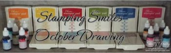 Stamping Smiles October Drawing