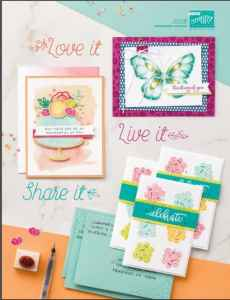 2018 Stampin' Up! Occasions Catalog online