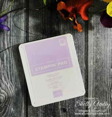 Purple Posy Pad now available to order in my online store www.shopwithshelly.com