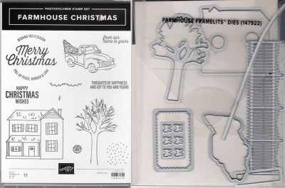 Stampin' Up! Farmhouse Christmas Bundle