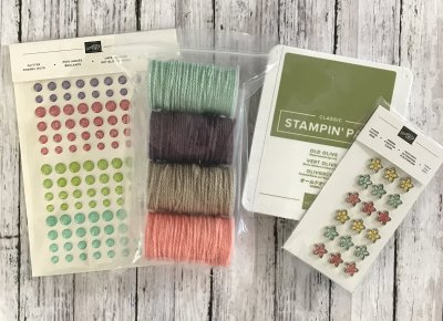 Stamping Smiles July Mystery Drawing Prize