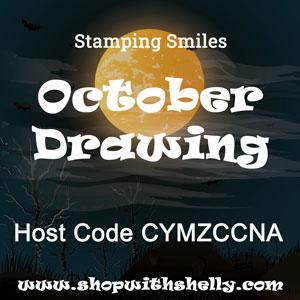 Stamping Smiles October 2020 Drawing
