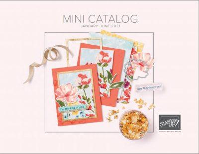 January-June 2021 Stampin' Up! Mini Catalog