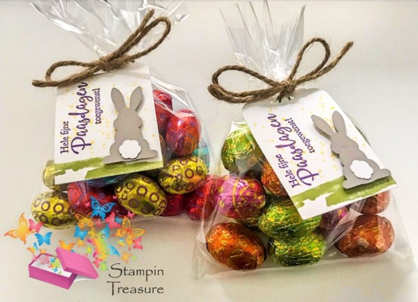easter ideas stampin up