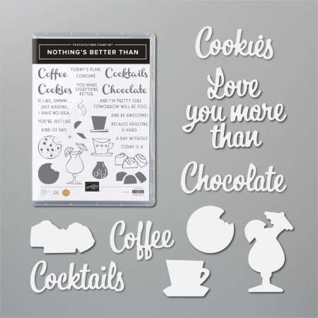nothings better than, love you more, liever dan, productpakket, bundle, stampin up, stampin treasure