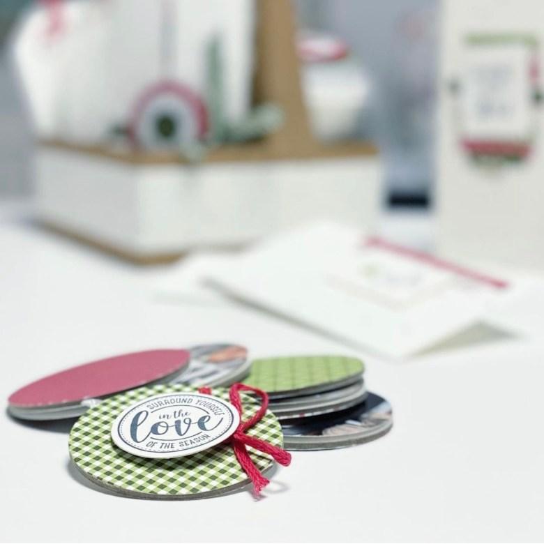 kit by Jenni, workshop, pakket, thuis, at home, stampin up, stampin treasure, paulinespapier