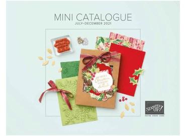 juli - december 2021 mini catalogus
