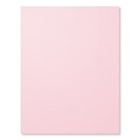 "Pink Pirouette 8-1/2"" X 11"" Card Stock"