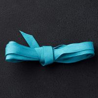 "Island Indigo 1/4"" Cotton Ribbon"
