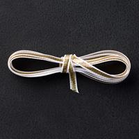 """Gold 1/8"""" Ribbon"""