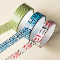 Santa Co. Designer Washi Tape