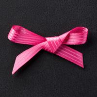 Melon Mambo 3/8 Stitched Satin Ribbon by Stampin' Up!