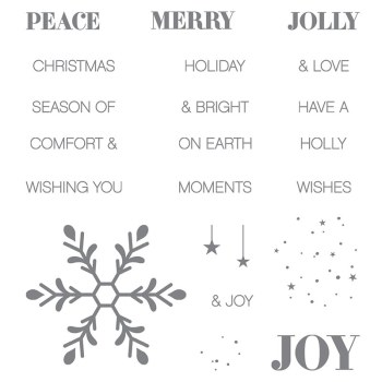 Holly Jolly Greetings, Stampin' Up!