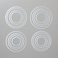 Layering Circle Framelits Dies