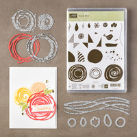 Swirly Bird Photopolymer Bundle