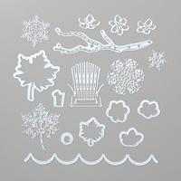 Seasonal Layers Thinlits Dies